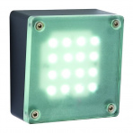 Halo samostatné svietidlo, antracit, LED 2W biela