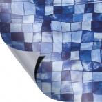 AVfol Decor Mozaika Aqua Disco 1,65m