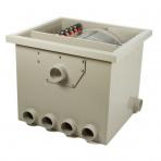 HP PP50 - bubnová filtrácia gravitačná/tlaková