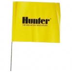 Značkovacia vlajka HUNTER žltá