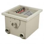 HP PP22 - bubnová filtrácia gravitačná/tlaková