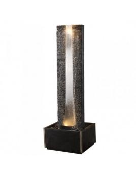 Flamme Inox 180 - vodná stena exteriér/interiér