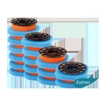 Náhradné hubky do filtrov