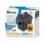 Pond Clear 6000 Set - prietokový filtračný set