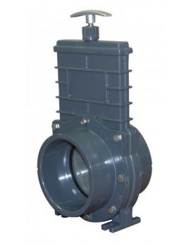 PVC šupátko Valterra 110 - oceľová