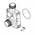 Kryt čerpadla OptiMax 2000 - Oase