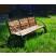 Záhradné sedenie, lavice