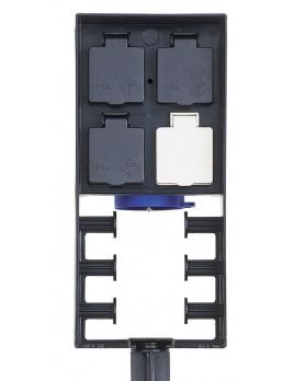 Oase FM-MASTER 2 - dialkovo ovládaná zásuvka
