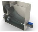 Mechanický štrbinový filter