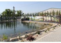 Záhradné jazierko 320 m3 - PROFI filtrácia