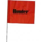 Značkovacia vlajka HUNTER červená
