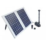 PondoSolar 1600 Control - solárny fontánový set