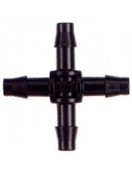 Kríž 4 mm pre mikrozávlahu