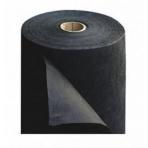 Netkaná textília zakrývacia 0,8x100m Čierna 50g/m2