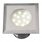 Elara samostatné svietidlo, nerez 316, d=90mm LED 2W teplá biela IP68