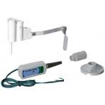 SOLAR SYNC bezdrôtový, senzor+príjmač