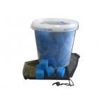 Bioakvacit kocky 4cm, 10 l vedro + vrecko zdarma