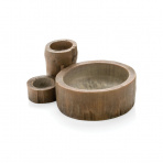 biOrb Bamboo brown S