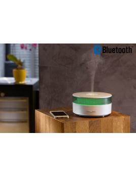 SPA ONE WHITE - domáci zvlhčovač vzduchu s meniacimi farbami