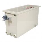 HP CL35 - bubnová filtrácia + bio komora gravitačná/tlaková