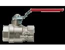 Guľový ventil s odvodnením vnútorný/vnútorný závit
