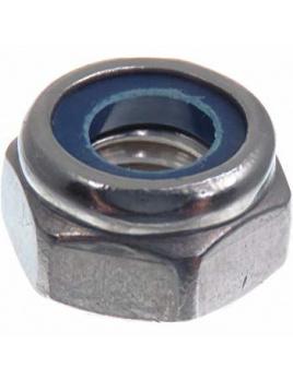 6129 Lock nut V2A DIN 985 M8