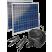 Solárne prietokové sety