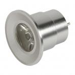 Svetelný zdroj MR11 Power LED, teplá biela, 12V 2W