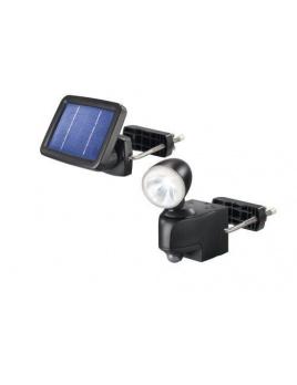 Power Light - solárne senzorové osvetlenie - čierne