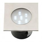 Breva samostatné svietidlo, nerez d=60mm LED 1W IP68