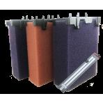 Set hubiek FiltoMatic CWS 7000 s UV žiarivkou