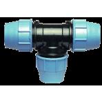 T-kus 40 mm na PE potrubie