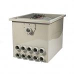 HP PP100 - bubnová filtrácia gravitačná/tlaková
