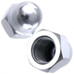 6118 Cap nut V2A DIN 1587 M8