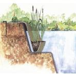 Oase Jutové vrecko na vodné rastliny