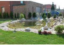 Zahradné jazierko 10 m3