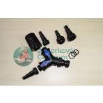 Skimmer adapter Y distributor