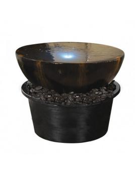 Calice Terre de Sienne 90 - fontána interiér/exteriér