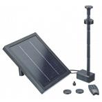 PondoSolar 250 Control - solárny fontánový set