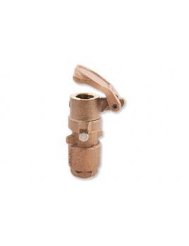 Mosadzný hydrant/ rýchlospojný ventil 3 QC