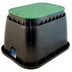 Rain šachta pre závlahové ventily Standard