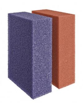 BioTec 60/140 Red/Purple náhradné hubky