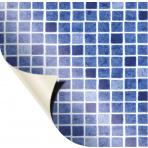 AVfol Decor Mozaika Modrá 1,65m