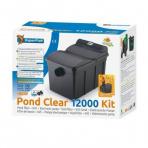 Pond Clear 12000 kit - Filtračná sada s čerpadlom