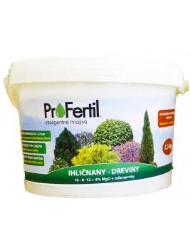 2,5kg ProFertil DREVINY, 10-8-12, 4MgO, 5-6 mesačné