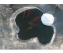 Ako bojovať proti zamrznutiu jazierka?