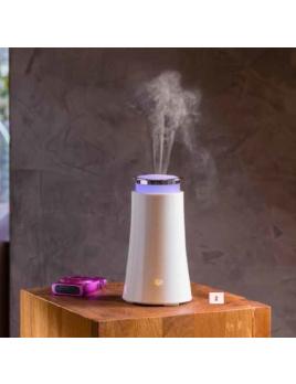 PHAROS WHITE - domáci zvlhčovač vzduchu s meniacimi farbami