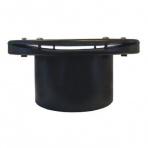 Vykrojená fóliová príruba PVC 110 mm