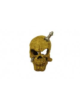 SF dekorácia Deco LED Skull White