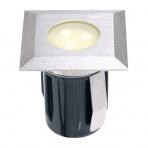Atria samostatné svietidlo, nerez 316, d=30mm LED 0,5W teplá biela IP68